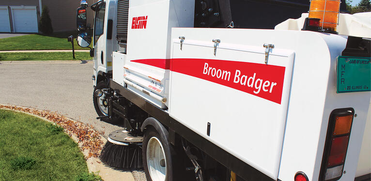 Elgin to Manufacture Broom Badger in 2022